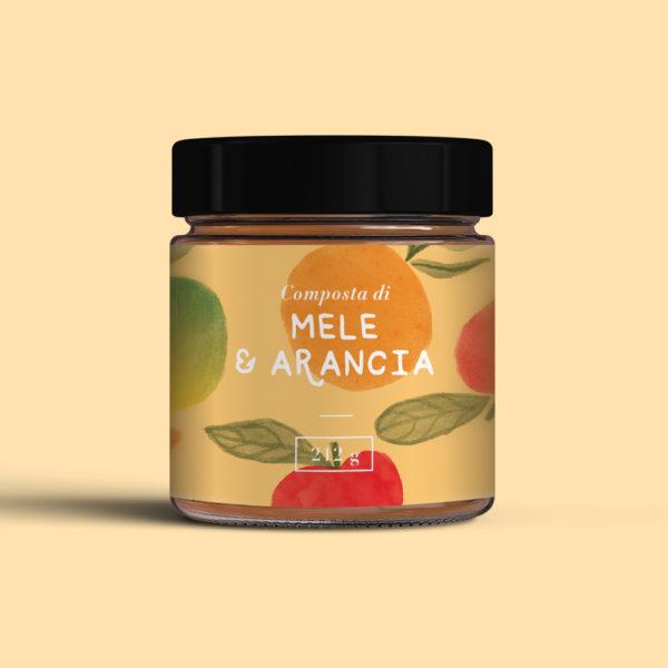 Composta-Mele-e-arancia-Casa-sulla-Collina
