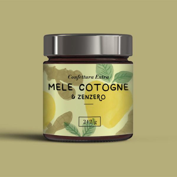 Confettura-Mele-Cotogne-e-zenzero-Casa-sulla-Collina