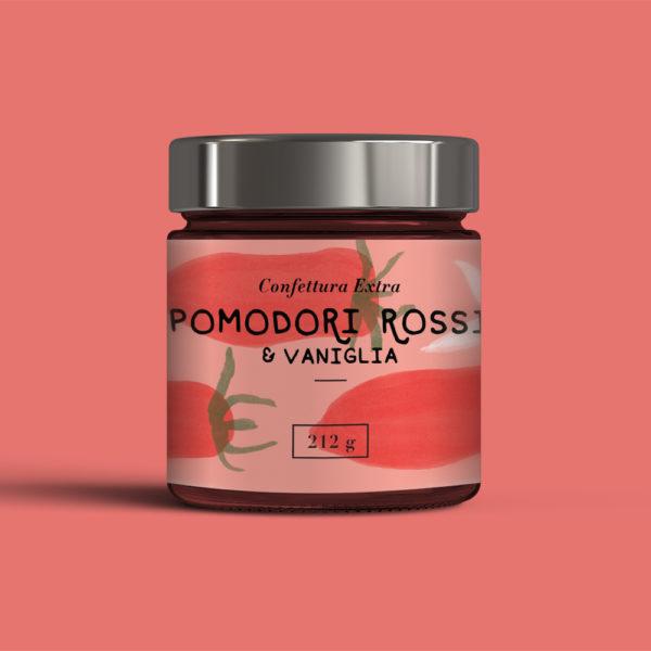 Confettura-Pomodori-rossi-e-vaniglia-Casa-sulla-Collina
