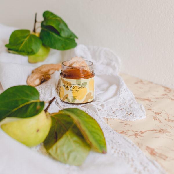 Confettura extra di mele cotogne e zenzero_03