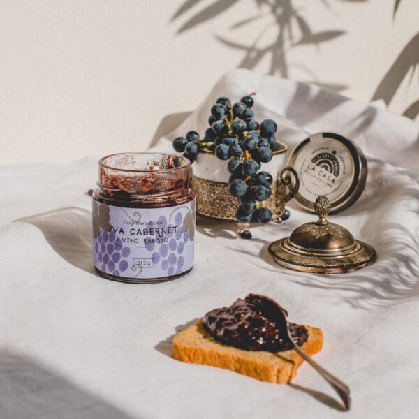 Confettura extra Uva cabernet e vino raboso_01