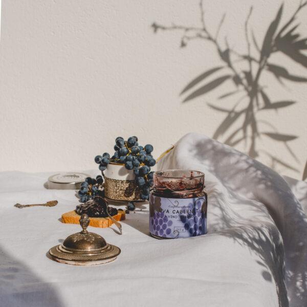 Confettura extra Uva cabernet e vino raboso_02