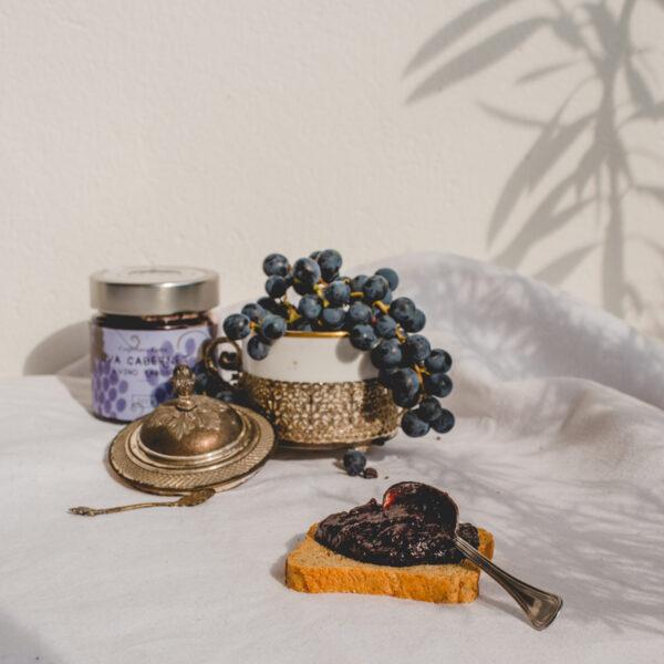 Confettura extra Uva cabernet e vino raboso_03