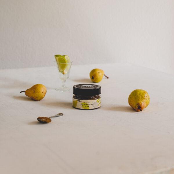 Salsa pere, finocchio e lime_01