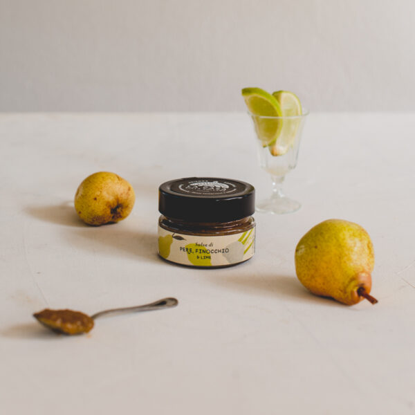 Salsa pere, finocchio e lime_03