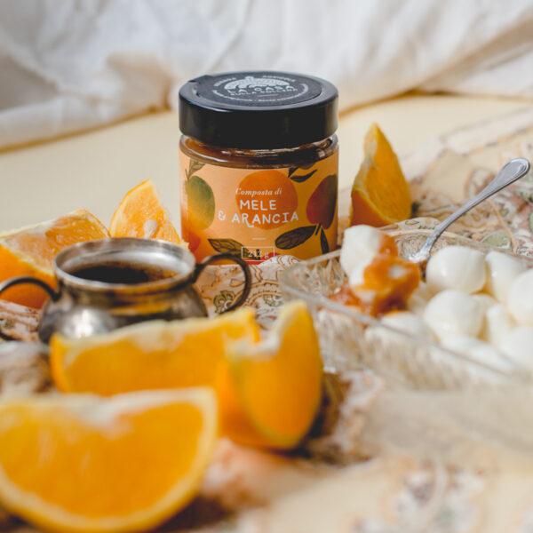 Composta di Mela e arancia_02